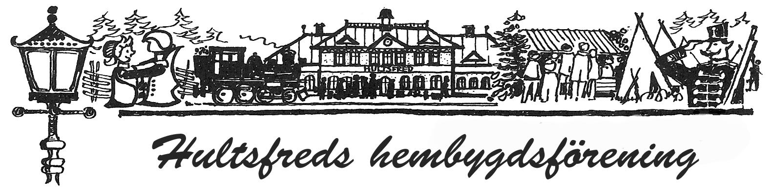 Hultsfreds Hembygdsförening Logo