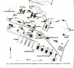Byströms karta över Hultsfreds slätt 1889